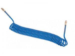 Wąż spiralny poliuretanowy VILLAGER 6.5 x 10