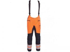 Spodnie ochronne zszelkami dla pilarzy VILLAGER VPT 15