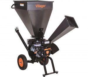 Spalinowy rozdrabniacz ogrodowy VILLAGER VPC 250 S