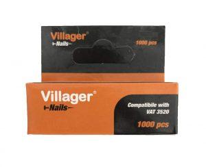 Gwoździe dozszywacza igwoździarki VILLAGER FUSE VAT 3520, 20 mm