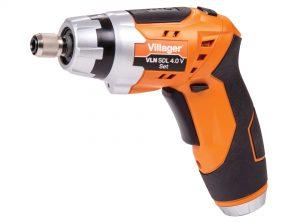 Śrubokręt akumulatorowy VILLAGER VLN SDL 4.0 Set